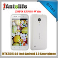 ZOPO Libero ZP500S MTK6515 IPS Screen Smart Phone-White
