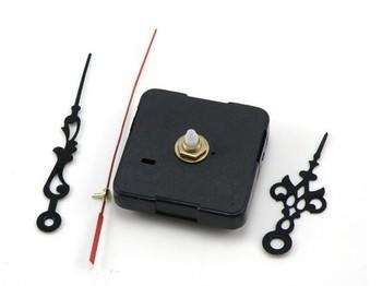1pcs Quartz Clock Movement Mute Spindle Mechanism Repair Kit set