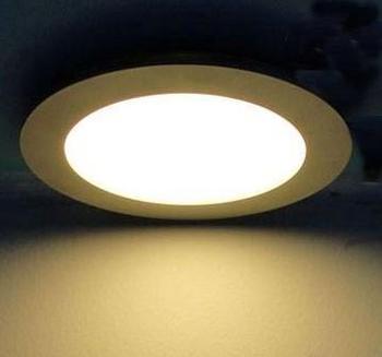 24W panel light super thin white 1800lm suspended smd led ceiling 110v/220v