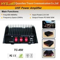 Australia UHF CB Radio Linear Amplifier 470-480Mhz with 50W Output Power