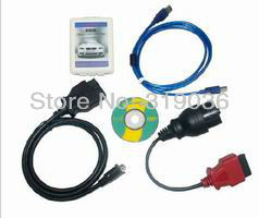 High Quanlity 4 in 1 Diagnostic Interface OBD2 Connector For B+M+W INPA K-CAN Dash Scanner 2.10 1.4.0 OBD 2 Drop Shipping