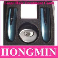 Handheld hairbrush comb hair treatment comb massage promote hair restoration comb set kit