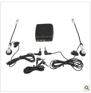 Free shipping!!! Universal Motorcycle Helmet Intercom 2-Way Headset Mic New