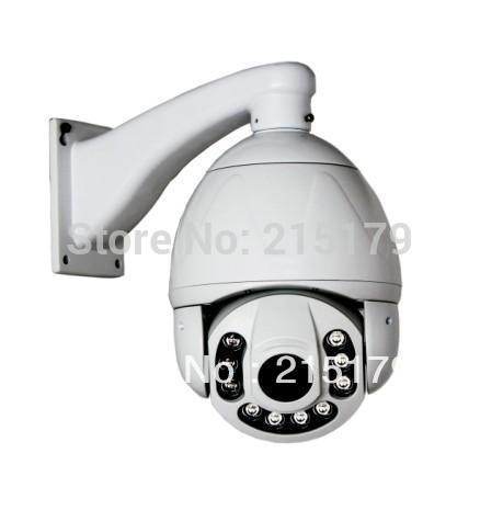 "1/4"" SONY CCD Effio_E 700TVL 30X zoom 150M IR distance high speed dome PTZ housing camera(China (Mainland))"