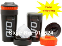 The new environmental protection fitness special  protein  shaker  bottle, milk shaker  FREE SHIPPING