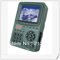 "2002 DHL Free Shipping KPT 968G DVB-S2 HD 3.5 ""LCD Satellite Signal Finders + Satellite Finders Meter"