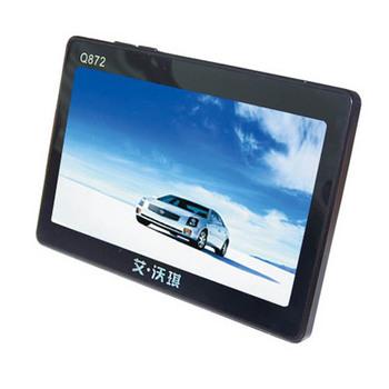 5inch TFT Screen 480*272  Windows CE system 64MB+4GB SD Car GPS Navigation