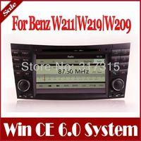 Car DVD Player for Mercedes Benz E Class W211 E200 E220 E240 E270 E280 / CLK W209 with GPS Navigation Stereo Radio Bluetooth TV