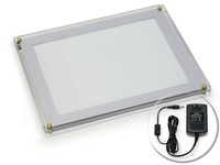 FREE SHIPPING TATTOO Ultra Thin LED Stencil Tracing Light Box Table