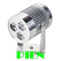3W LED Flood Light IP65 Waterproof AC85-265V Outdoor spot lamp High Power 300LM Free Shipping 4pcs/lot