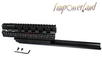 Funpowerland AKS Saiga-12 Quad Rail System / handguard Rifle Scope Mount