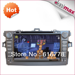 2012 Best quality android car gps dvd player for Toyota Collora with Bluetooth .WIFI.Map.IPOD(China (Mainland))