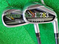 New Golf Clubs R-Bz Golf Irons Clubs Set 4.-9.P.A(9Pcs) Dynamic Gold R300 steel/Golf shaft iron Club Free Shipping