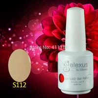 2015 Hot Sale Soak Off UV LED Nail Gel Polish 343Fashion Colors (5pcs color gel+1pc base gel+1pc top coat+FREE SHIPPING)