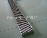 linear tile insert grate Long shower drains