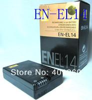 Battery for Nikon ENEL14 EN-EL14 D3100 D5100 D3200 P7000 P7100 Digital camera MH-24 charger for battery EN-EL14 MH24