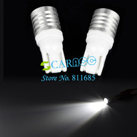 New 2 x T10 Car Light / Reverse Light / Backup Lights Bulb Lamp Cree Q5 7W DC12V-30V White TK0088