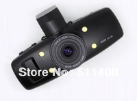 Full  HD 1920*1080P G-Sonser Night Vision Vehicle Car DVR Camera Video Recorder GS1000  Free Shipping