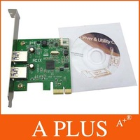 EMS Freeshipping 20 Pcs/Lot USB 3.0 PCI Express Card Japan  NEC Chipset