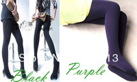 2014 New hot Leggings spring/winter  Fashion Slim Fleece Warmers Women Leggings 5 Colors Free shipping 3329