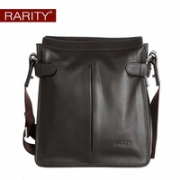 2013 Fashion Brand RARITY 100% Genuine Leather men shoulder bag Business Messenger Bag Free Shipping WST0005-2