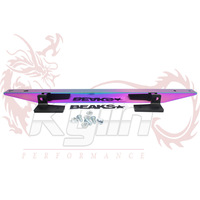 NEO Chrome SUBFRAME Rear  LOWER TIE BAR REAR WITH BEAKS Sticker FOR HONDA CIVIC EK
