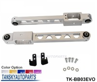 Tansky - Lower Control Arms For Mitsubishi evo123 (Silver/Golden/Blue/Red/Purple)  one left one right  TK-BB03EVO