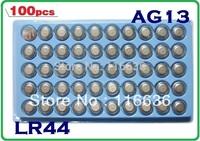 100pcs AG13 LR44 1166 L1154 RW82 RW42 SR1154 SP76 A76 357A 157 675 battery LOT Coin Cell Button Batteries wholesale LOT