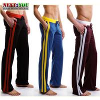 Free Shipping!!-HOT Mens Sport Pants/ Men Casual Long Johns/ Men Trousers/ 5 Colors (N-212)