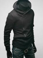 Assassin's Creed Naruto Desmond Miles Cosplay Costume Hoodie Coat Jacket - Size:M L XL XXL XXXL