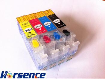 T2001 T200 Refillable ink cartridge For Epson XP-100 XP-200 XP-300 XP-400 XP-310 XP-410 WF-2510 WF-2520 WF-2530 WF-2540 printer