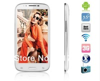 Note II N7100 5.5inch QHD Screen Android 4.1 MTK6577 Dual Core Cortex A9 4GB ROM Dual Camera WIFI GPS