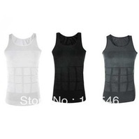 Slim N Lift Men's Slimming Vest Elimination Of Male Beer corset Garment