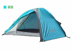 High quality camping tent 1 man breathable outdoor tent Firefly three season tent OEM accpeted in Stock(China (Mainland))