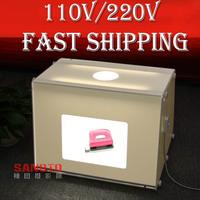 "4sets/lot photo studio equipment SANOTO 20"" x16"" Portable Mini kit photo Photography studio light softbox MK50"