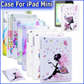 China features gifts surface  Back Cover Case for iPad Mini portable surface case  DA0327-DA335