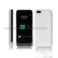 10pcs/lot Cheapest 2200mah Backup battery charger for Iphone 5 5S battery charger Free shipping