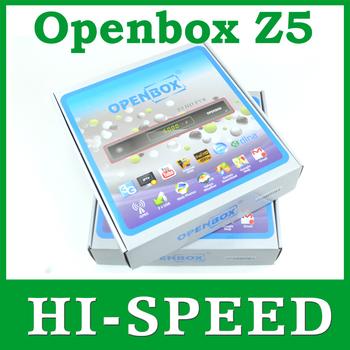 CHEAPEST! Original Openbox Z5 full HD 1080p satellite receiver IPTV support Youtube Gmail Google Cccam Newcamd Europe