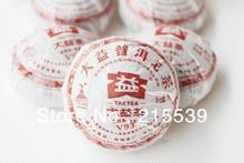 [GRANDNESS] DO PROMOTION !! V93 2010 yr MengHai Tea Factory Dayi TAETEA Premium Ripe Shu Puer Pu Erh Tuocha Tuo Cha Tea 100g