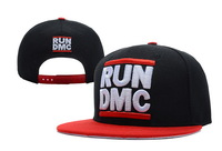 RUN DMC Snapback hats Black Red camo leopard snakeskin 5 styles men womens classic adjustable strapback caps freeshiping  !