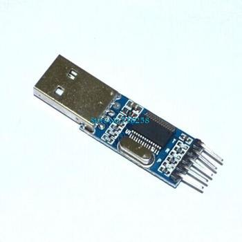 Free Shipping 100PCS PL2303HX USB to TTL / USB-TTL / STC microcontroller programming module / PL2303 nine of the upgrade board