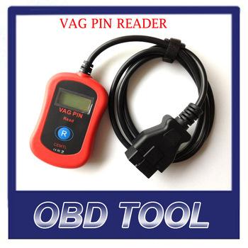 New VAG PIN Code Reader OBD2 wholesale free shipping