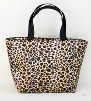 Leopard print waterproof Oxford bag handbag lunch box bag  fashion tote bag multicolor free shipping