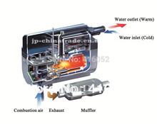 5KW 12V Diesel Liquid Parking Heater(webasto,Eberspaecher,water heater,RV heater,hydronic heater)(China (Mainland))