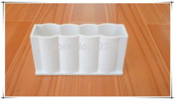 white  4.5cm plastic sup paddle board handle