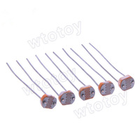 100pcs/lot Photoresistor 5MM GL5537 LDR Photo Resistors Light-Dependent Resistor 16079
