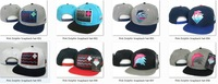 newly coming Pink Dolphin Hip Hop Sport Outdoor Snapback  mixed order Caps Hats Basketball