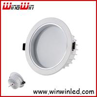 """85-265V 7W LED Celling lights Epistar clip 4"""" cast aluminium"""
