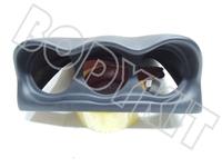 Free shipping SUBARU 96-01 IMPREZA GC GF WRX STI / 97-01 FORESTER 60MM TRIPLE METER GAUGE POD