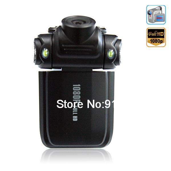 Mini Digital 1080P High Definition Car Video Camera Recorder H8000(China (Mainland))